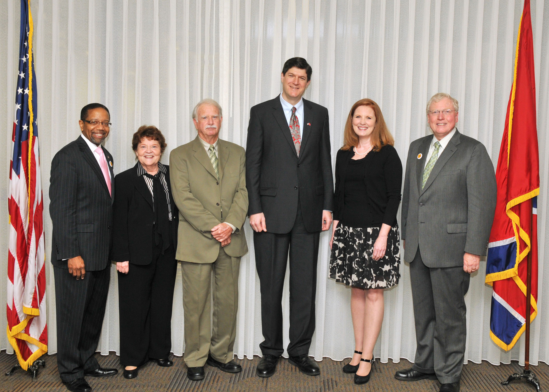 Commissioners' Roundtable